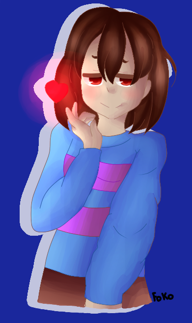 Frisk by fofoko