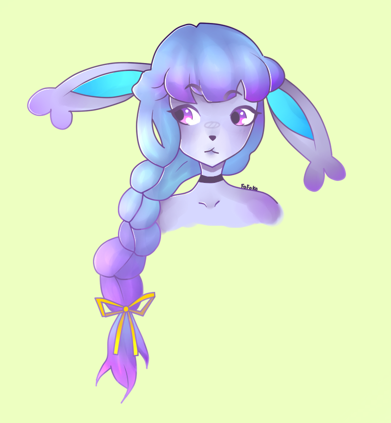 Bunny by fofoko