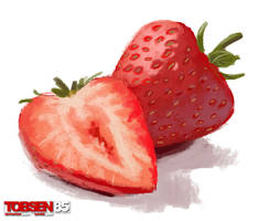 Strawberry by Tobsen85