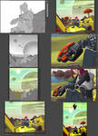 Making-of No Man's Sky Fanart