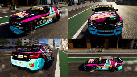 Lucy Livery for The Crew 2