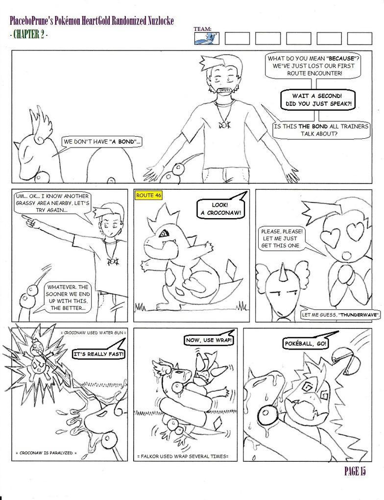 PlaceboPrune's HeartGold Nuzlocke p15 by PlaceboPrune
