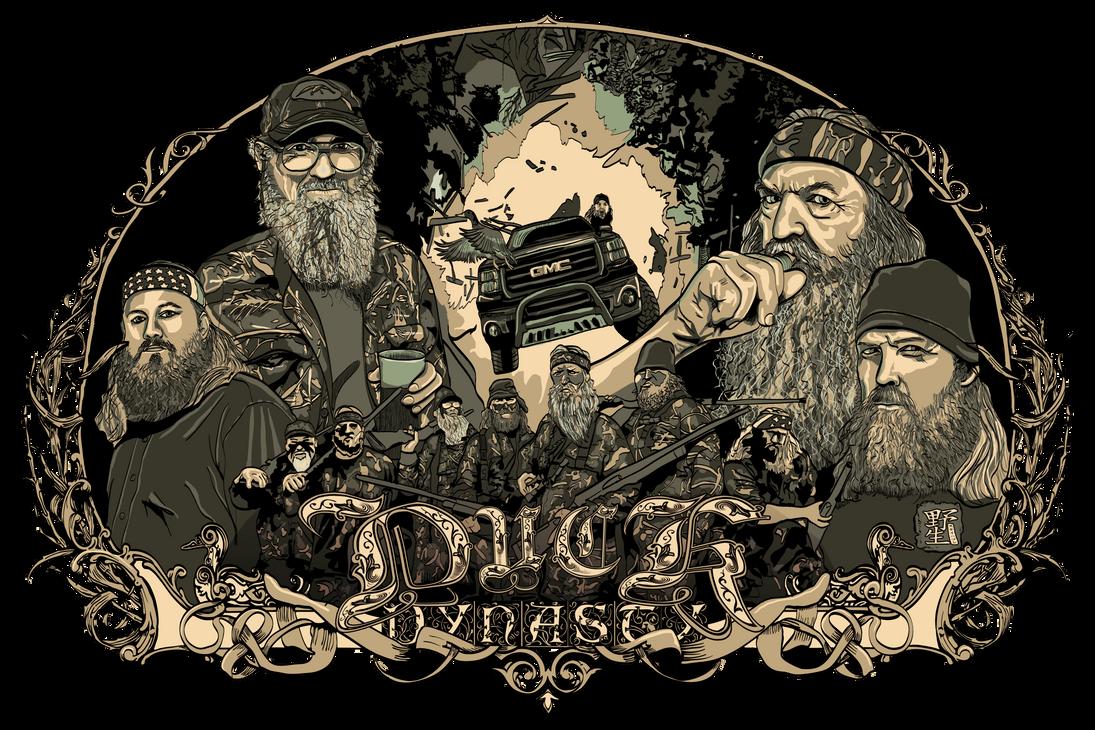 Duck Dynasty Logo Wallpaper