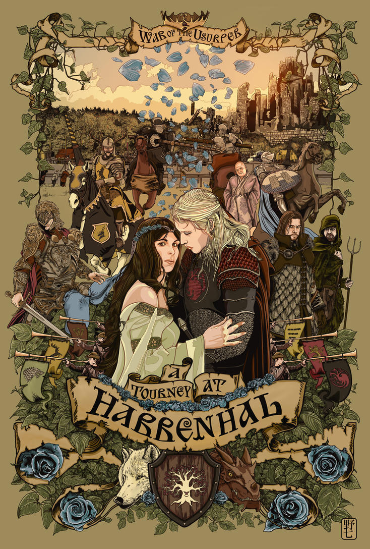 A Tourney at Harrenhal by wild7even