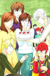 Happy Birthday Suhee! by Tsurohito-Lianrie