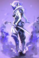 Warframe/SARYN Prime by Takuyan23