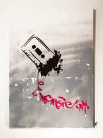 memories stencil by kal0r