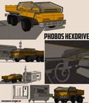 Mars Truck Concept
