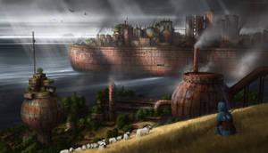 City Ships