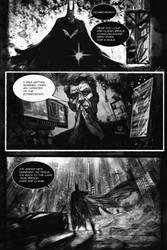 Batman Nero. Pag #7 of 8 by DanieleAfferni