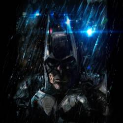Happy Batmanday 2016 by DanieleAfferni