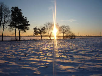 White blanket by Robke22
