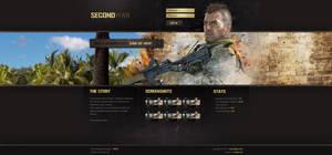 SecondWar MMORPG - Outgame