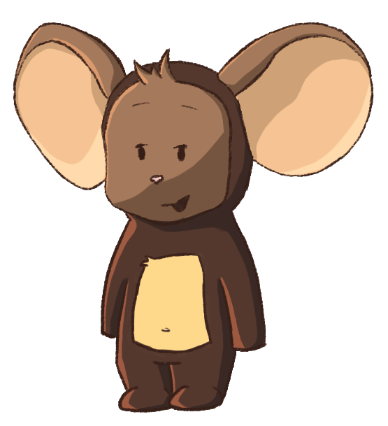 Mousie by Robke22