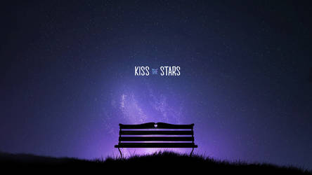 Kiss The Stars Wallpaper