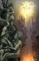 The Fiery Angel by Wild-E-eep