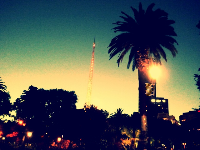 Melbourne II by 58542