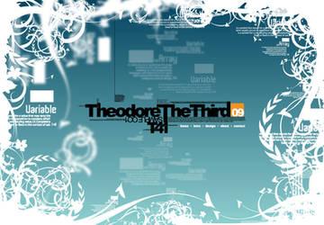TheodoreTheThird 09 frontpage