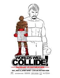 Pacquiao vs Mayweather 2