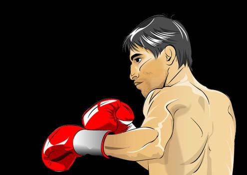 mexican boxer parody