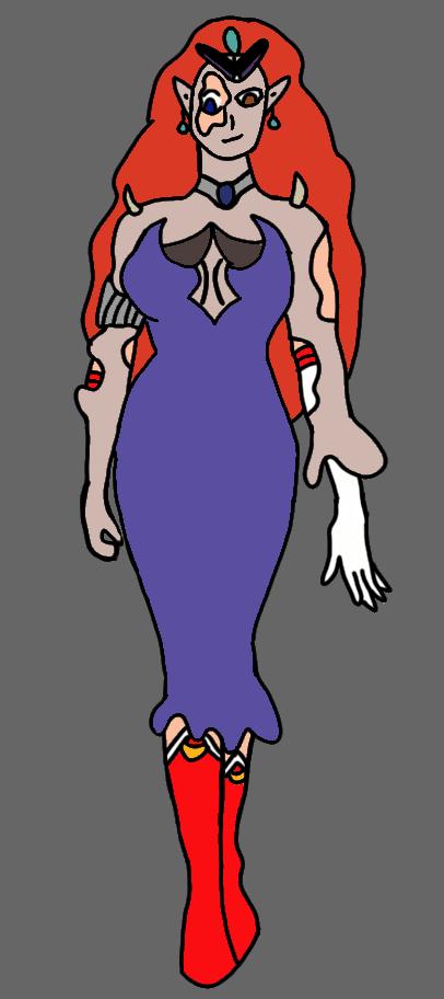 Sailor beryl by monsterhunterfree