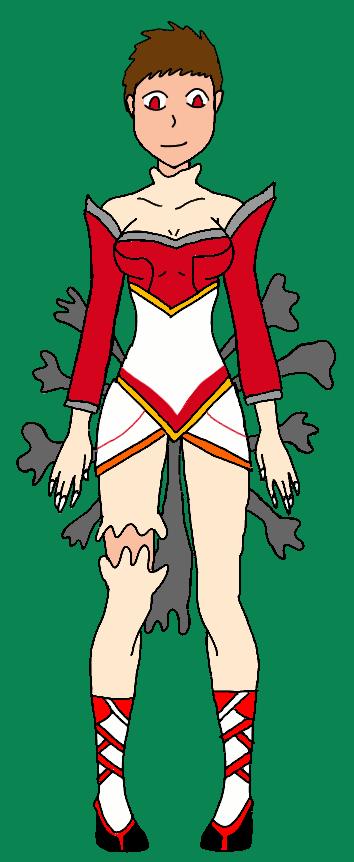 Ahri slime cosplay by monsterhunterfree