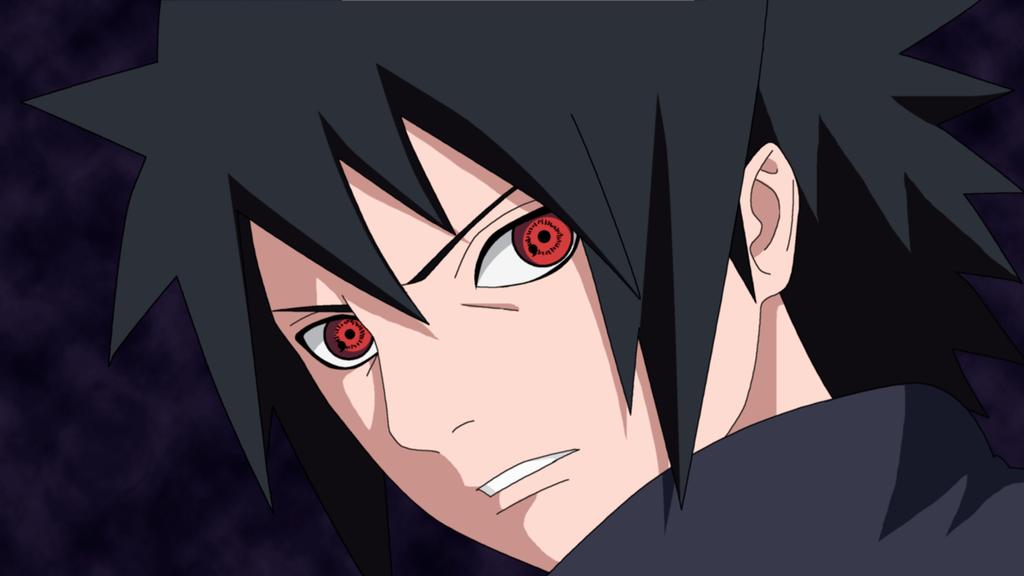 Naruto 624: Madara Sharingan by Fanklor on DeviantArt Naruto Madara Sharingan