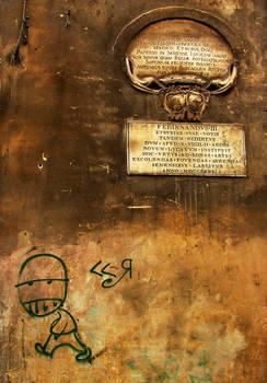 graffiti Siena