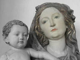 Mother and Child by faather