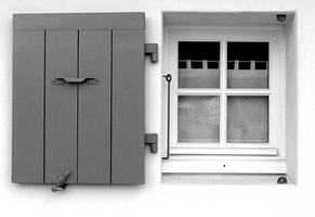 shutter and window by faather