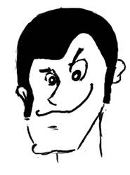 Lupin Sketch by ruallin-se