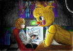 FNAF2: Whats up?!