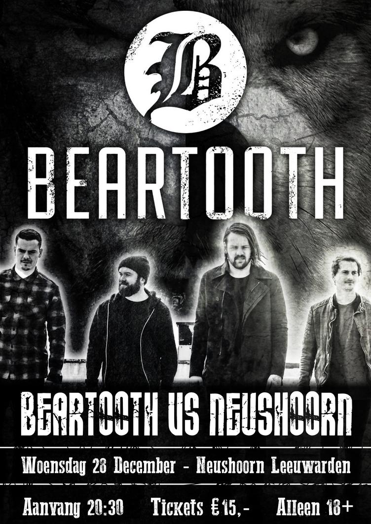Beartooth by IMrBlikI