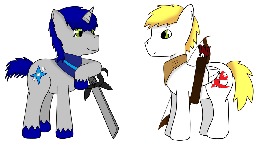 .:CM:. Royal Guards by eclipsesongs