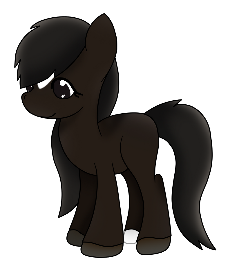 .:CM:. Pony-Style Meg by KomaedaKitten