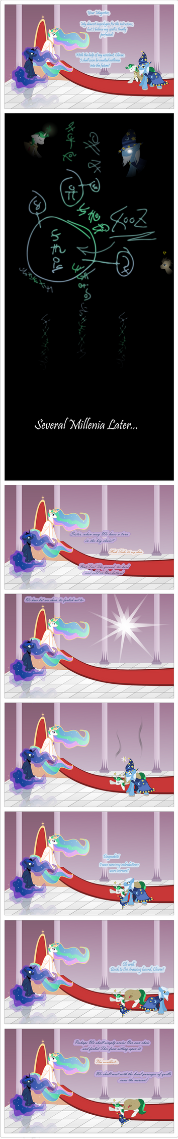 The more things change... by TotallyAnAlicornGuys