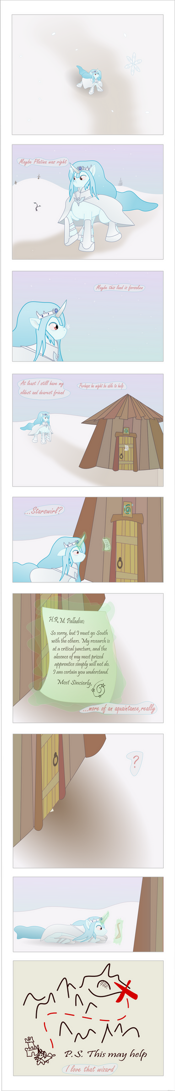 Heart of Crystal p2 by TotallyAnAlicornGuys