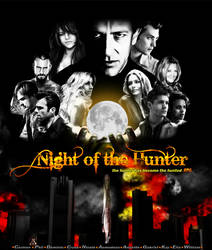 ::Night of the Hunter:: by taria