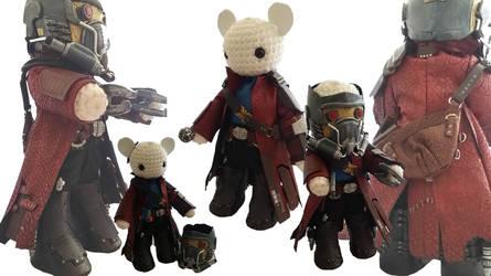 Starlord-bear by taria