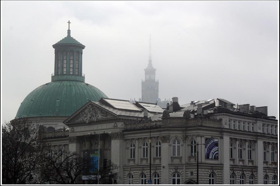 Warsaw by DjWojto