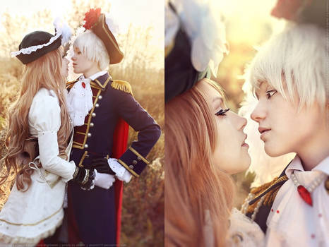 APH. Prussia and Hungary. Love you