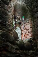 Jaina Proudmoore. To the Abyss by DenikaKiomi