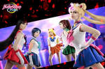 Sailor Moon Crystal - Pretty Guardian Sailor Moon