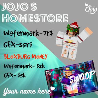 JOJO'S HOMESTORE by jojx-gfx