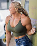 Sarah BAckman Hulk