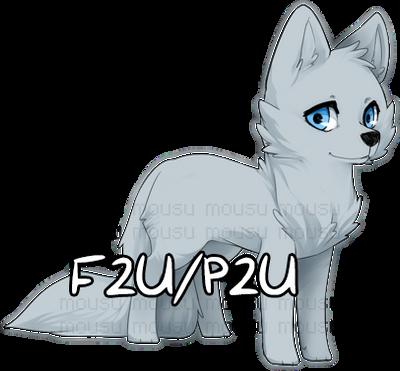 Dog Thing III [F2U/P2U] by BaseAdopts