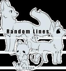 Dog Dog Mouse Line Base Set [P2U] by BaseAdopts