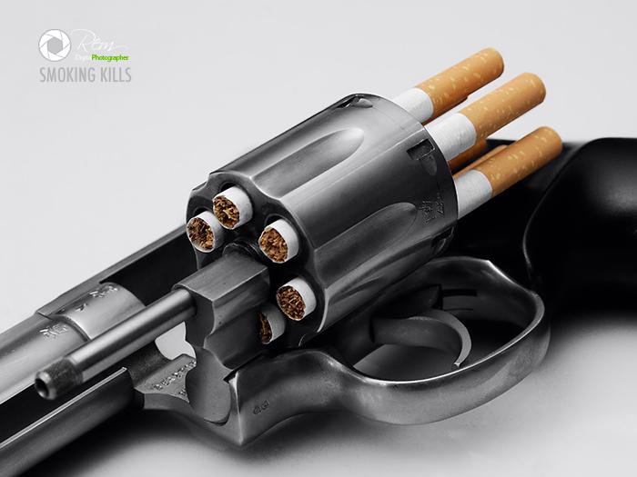 SMOKING KILLS by RemiGarciaPhoto