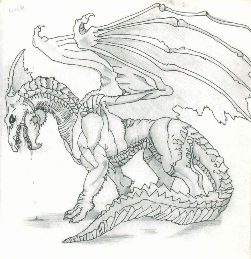 Dragon by Nightshade552