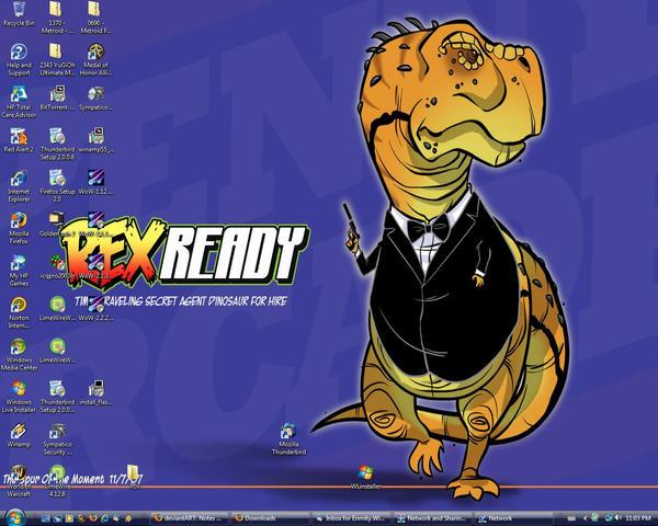 Desktop 2.0 by ArchaicDemon
